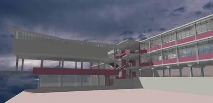 Facultad de arquitectura de la uni faua – peru, en Establecimientos educacionales – Proyectos