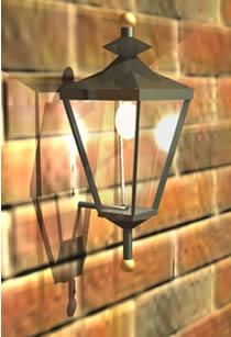 Planos de Farol-4-lados-3d, en Luminarias – Electricidad iluminación