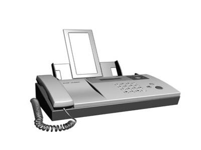 Fax, en Oficinas y laboratorios – Muebles equipamiento