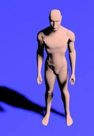Figura humana 3d, en 3d – Personas