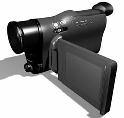 Filmadora 3d, en Objetos varios – Muebles equipamiento