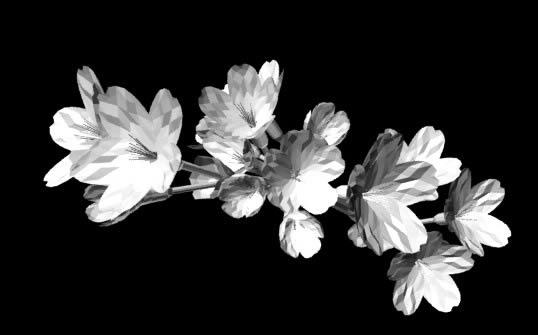 imagen Flores, en Plantas de interior 3d - Arboles y plantas