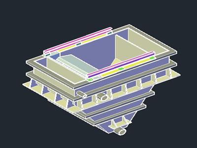Planos de Flotador densimetrico, en Plantas depuradoras – Infraestructura