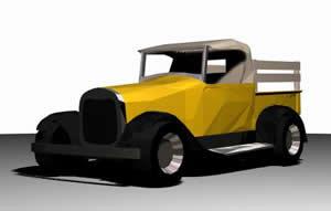 imagen Ford m29, en Utilitarios - Medios de transporte