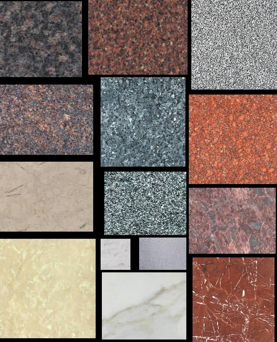 Garanitos y marmoles – texturas, en Piedra – Texturas