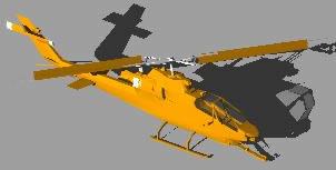 Planos de Helicóptero, en Aeronaves en 3d – Medios de transporte