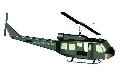 Planos de Helicoptero uh-1h, en Aeronaves en 3d – Medios de transporte