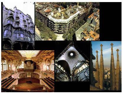 Historia moderna de barcelona, en Monografías guías y estudios varios – Varios