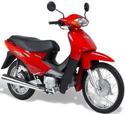 Honda biz, en Motos y bicicletas – Medios de transporte
