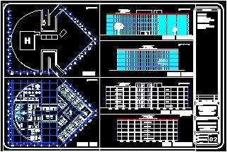 Planos de Hospital, en Proyectos – Hospitales