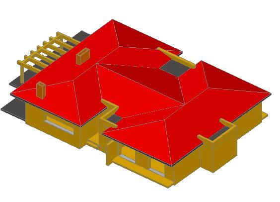 Planos de House 3d, en Vivienda unifamiliar 3d – Proyectos