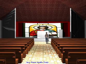 Planos de Iglesia, en Arq. religiosa – Proyectos