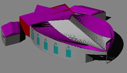 Planos de Igreja – iglesia 3d, en Arq. religiosa – Proyectos