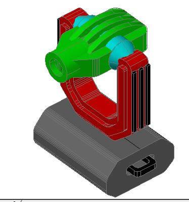imagen Iluminacion 3d, en Luminarias - Muebles equipamiento