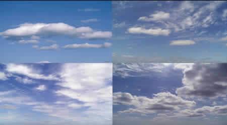 imagen Imagenes de cielo, en Cielos - Objetos paisajísticos