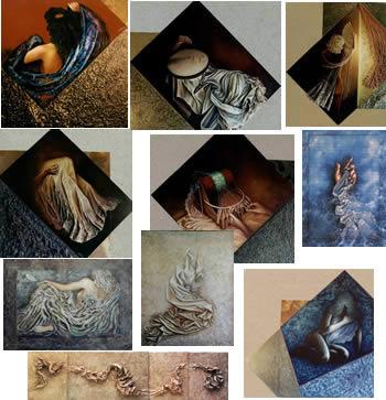 imagen Imagenes de pinturas 3, en Cuadros - Texturas