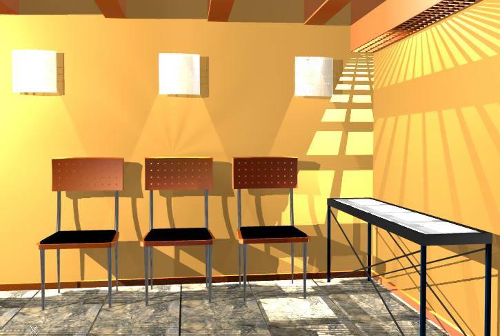 Planos de Interior comedor 3d, en Mesas y juegos de comedor 3d – Muebles equipamiento