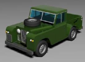 Jeep 3, en Utilitarios – Medios de transporte