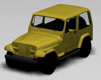 Jeep 3d, en Automóviles en 3d – Medios de transporte