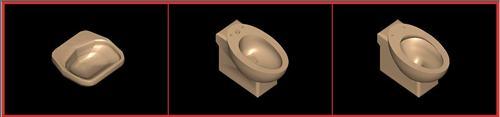 imagen Juego de baño ideal standard - fabula, en Juegos de baño ideal standard 3d - Sanitarios