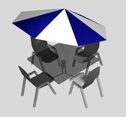 Juego de jardin, en Mesas y juegos de comedor 3d – Muebles equipamiento