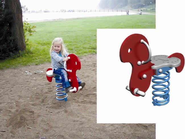 imagen Juego infantil 3d, en Juegos - Muebles equipamiento