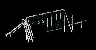 Planos de Juegos de plazas 3d, en Equipamiento – Parques paseos y jardines