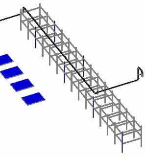Planos de Jumper temporal, en Industria petrolera – Máquinas instalaciones