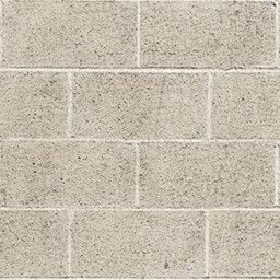 Ladrillo de bloque, en Ladrillo visto – Texturas