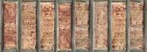 Ladrillo  sardinel, en Ladrillo visto – Texturas