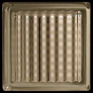 imagen Ladrillo vidrio, en Vidrios - Texturas