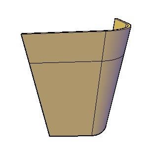 imagen Lampara  3d, en Luminarias - Muebles equipamiento