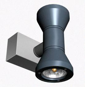 Lampara 3d  – materiales aplicados, en Luminarias – Muebles equipamiento