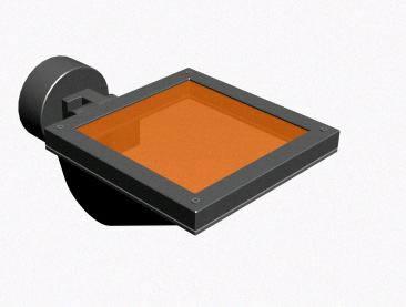 imagen Lampara 3d  - materiales aplicados, en Luminarias - Muebles equipamiento
