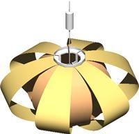 Planos de Lámpara coderch 3d, en Luminarias – Electricidad iluminación