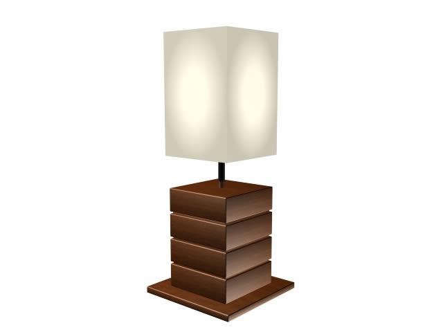 Lampara de mesa ferrini, en Luminarias – Muebles equipamiento