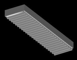 Planos de Lampara fluorescente 3d, en Luminarias – Electricidad iluminación