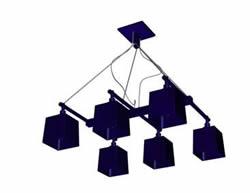 Lamparas de cielo 3d, en Luminarias – Muebles equipamiento
