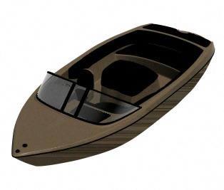 imagen Lancha 3d, en Embarcaciones - Medios de transporte