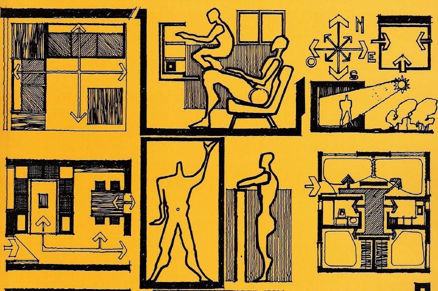 Las medidas de una casa, en Monografías guías y estudios varios – Varios