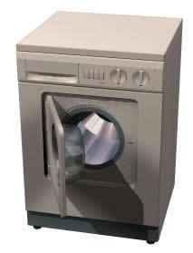 Lavadora 3d, en Electrodomésticos – Muebles equipamiento