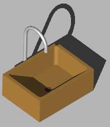 imagen Lavamanos, en Baños - Muebles equipamiento
