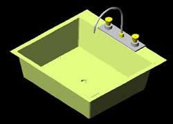 Planos de Lavaplatos, en Cocinas – Muebles equipamiento