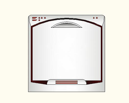 Planos de Lavarropas, en Electrodomésticos – Muebles equipamiento