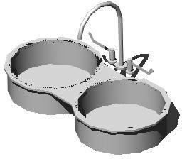 imagen Lavatrastos, en Cocinas - Muebles equipamiento