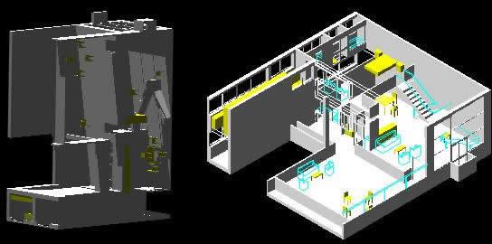 Planos de Le corbusier – inmueble villa, en Obras famosas – Proyectos