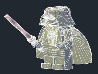 Planos de Lego darth vader 3d, en Juegos – Muebles equipamiento