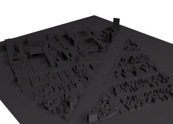 Levantamiento 3d universidad la salle d.f., en México – Diseño urbano