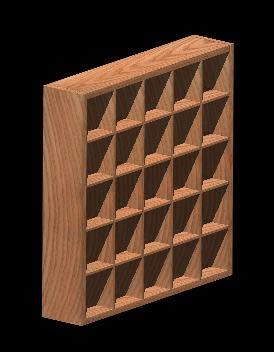 Planos de Librero 3d, en Estanterías y modulares – Muebles equipamiento