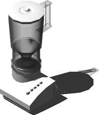 Planos de Licuador, en Electrodomésticos – Muebles equipamiento